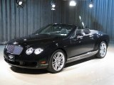 2009 Bentley Continental GTC Onyx