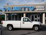 2001 Summit White Chevrolet Silverado 1500 Regular Cab #37423950