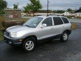 2003 Pewter Hyundai Santa Fe LX 4WD #37423955
