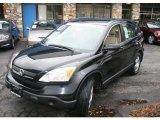 2008 Nighthawk Black Pearl Honda CR-V LX 4WD #37423674