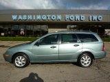 2005 Light Tundra Metallic Ford Focus ZXW SE Wagon #37423975