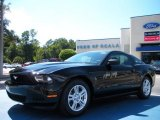 2011 Ebony Black Ford Mustang V6 Coupe #37423711