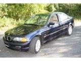 2001 Orient Blue Metallic BMW 3 Series 325xi Sedan #37423435