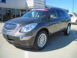2008 Cocoa Metallic Buick Enclave CXL #37424006