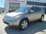 2003 Polished Pewter Metallic Nissan Murano SL #37424014