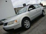 2000 Satin Silver Metallic Volkswagen Passat GLS 1.8T Wagon #37423477