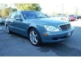 2004 Granite Grey Metallic Mercedes-Benz S 430 Sedan #37424058