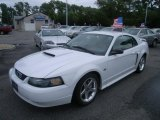2003 Oxford White Ford Mustang GT Coupe #37424107