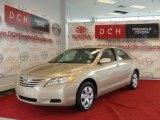 2008 Desert Sand Mica Toyota Camry CE #37424397