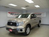 2008 Desert Sand Mica Toyota Tundra Double Cab #37424422