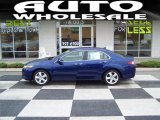 2009 Vortex Blue Pearl Acura TSX Sedan #37493002