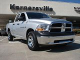 2011 Bright Silver Metallic Dodge Ram 1500 ST Quad Cab 4x4 #37493118
