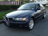 2003 Orient Blue Metallic BMW 3 Series 325xi Sedan #37492855
