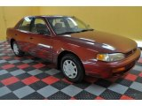 1995 Toyota Camry Sunfire Red Metallic