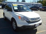 2007 Taffeta White Honda CR-V EX 4WD #37493088