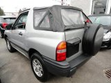 2003 Chevrolet Tracker Convertible Data, Info and Specs