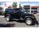2006 Black Jeep Wrangler Unlimited 4x4 #37492628