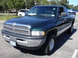 2001 Forest Green Pearl Dodge Ram 1500 ST Club Cab 4x4 #37531632