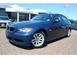 2006 Mystic Blue Metallic BMW 3 Series 325i Sedan #37532090