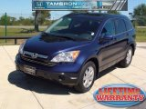 2007 Royal Blue Pearl Honda CR-V EX-L #37532306