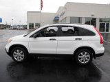 2007 Taffeta White Honda CR-V EX 4WD #37531680