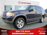 2003 True Blue Metallic Ford Explorer XLT 4x4 #37531861