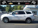 2008 White Diamond Tri Coat Buick Enclave CXL #37532122