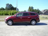 2010 Red Jewel Tintcoat Buick Enclave CXL #37532128