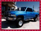 2001 Intense Blue Pearl Dodge Ram 1500 ST Club Cab 4x4 #37531900