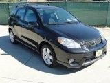 2007 Black Sand Pearl Toyota Matrix XR #37531913