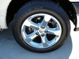 2007 Dodge Ram 1500 Big Horn Edition Quad Cab Wheel