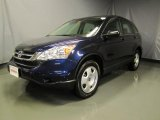 2010 Royal Blue Pearl Honda CR-V LX AWD #37532011