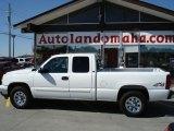 2006 Summit White Chevrolet Silverado 1500 LS Extended Cab 4x4 #37584823