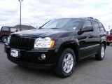 2006 Black Jeep Grand Cherokee Laredo #37585044