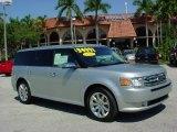 2010 Ingot Silver Metallic Ford Flex Limited #37584646