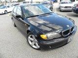 2005 Jet Black BMW 3 Series 325i Sedan #37584836