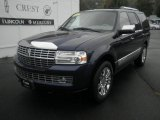 2007 Dark Blue Pearl Metallic Lincoln Navigator Ultimate 4x4 #37584437