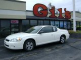 2006 White Chevrolet Monte Carlo LT #37584673