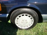 Mercedes-Benz S Class 1987 Wheels and Tires