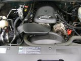 2004 Chevrolet Silverado 1500 Extended Cab 4x4 4.8 Liter OHV 16-Valve Vortec V8 Engine