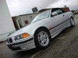 1998 Arctic Silver Metallic BMW 3 Series 328i Convertible #37584466