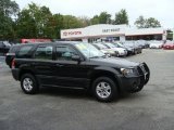 2006 Black Ford Escape XLS 4WD #37584713