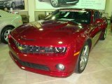 2010 Red Jewel Tintcoat Chevrolet Camaro SS/RS Coupe #37584719