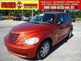 2007 Tangerine Pearl Chrysler PT Cruiser Touring #37585171