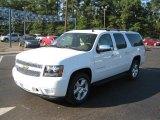 2011 Summit White Chevrolet Suburban LT #37585182