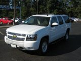 2011 Summit White Chevrolet Suburban LT 4x4 #37585183