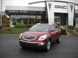 2011 Red Jewel Tintcoat Buick Enclave CXL AWD #37584755