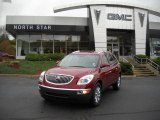 2011 Red Jewel Tintcoat Buick Enclave CXL AWD #37584757
