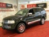 2007 Black Lincoln Navigator Ultimate 4x4 #37585238
