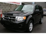 2009 Black Ford Escape XLS #37585246